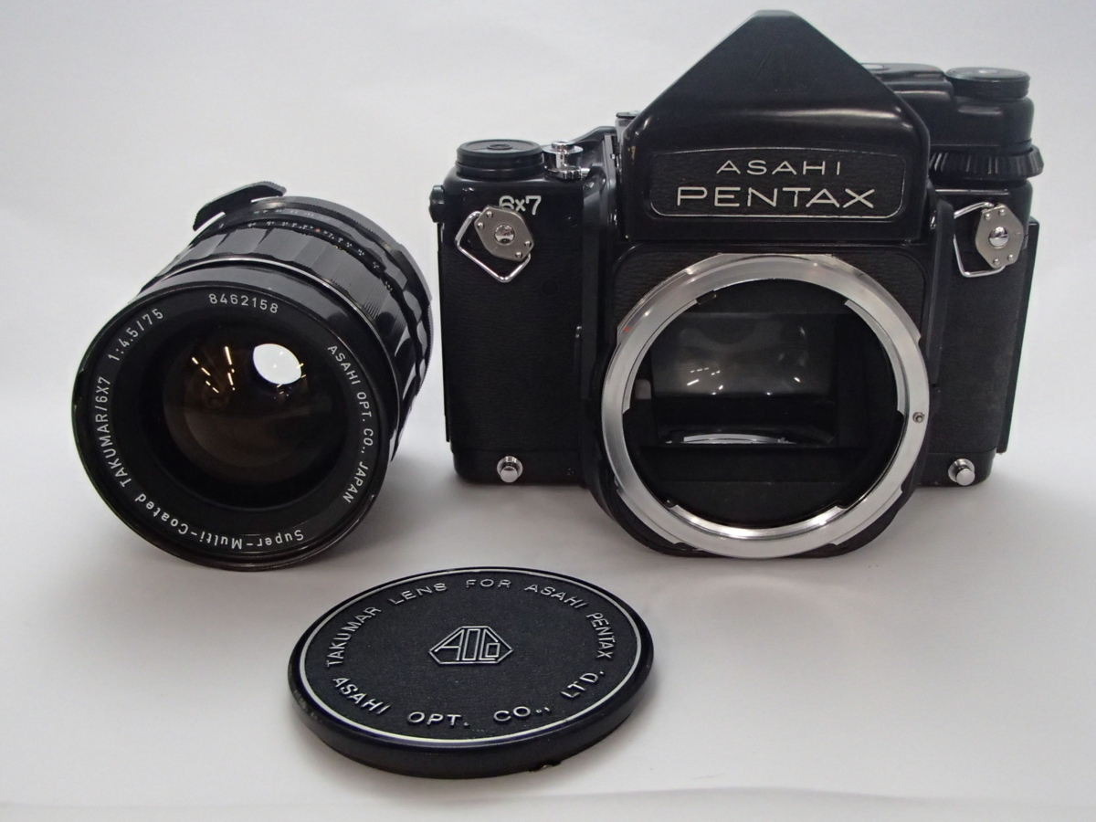 ペンタックスのカメラを高額買取しました! 茨城県のお客様
