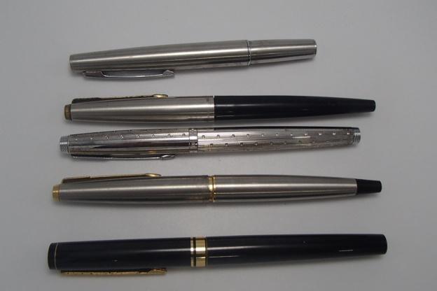 万年筆を高額買取しました! 千葉県のお客様