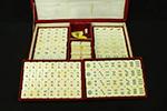 象牙麻雀牌15万