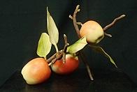 象牙買取 リンゴ置物