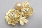 真珠(パール)ブローチ 11.6mm 買取