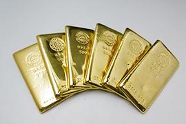 金インゴット