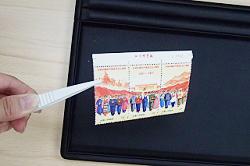 中国切手のメンテナンス方法