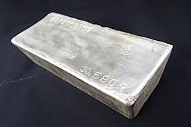 銀シルバーインゴット