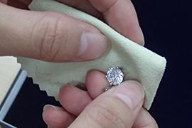 ダイヤモンドクリーニング