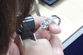 ダイヤモンド鑑定