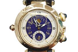 カルティエ時計買取