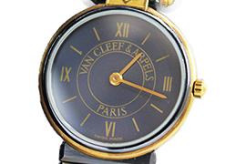 ヴァンクリーフ&アーペル時計