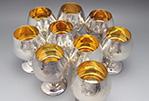 銀製 グラス
