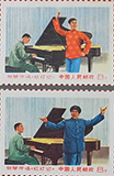 ピアノ伴奏による京劇