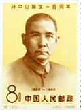 孫中山誕生100周年