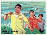 農村で働く知識青年