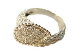 ブシュロン指輪