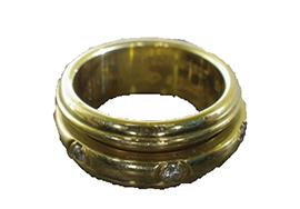 ピアジェ指輪