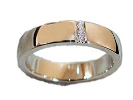 ハリーウィンストン指輪